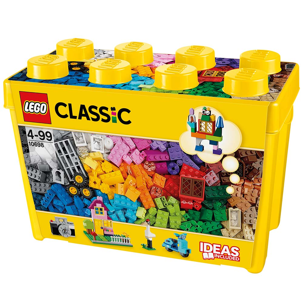 lego grosse bausteine box spick shop. Black Bedroom Furniture Sets. Home Design Ideas