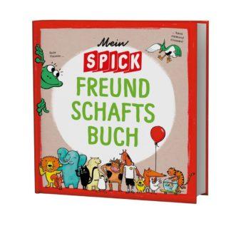 SPICK Freundschaftsbuch
