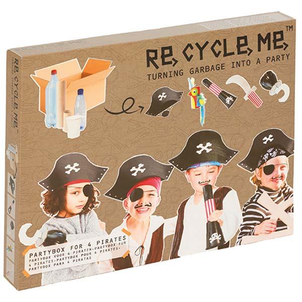 Image of Bastelbox - Partybox Pirat