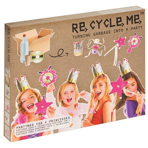 Image of Bastelbox - Partybox Prinzessin